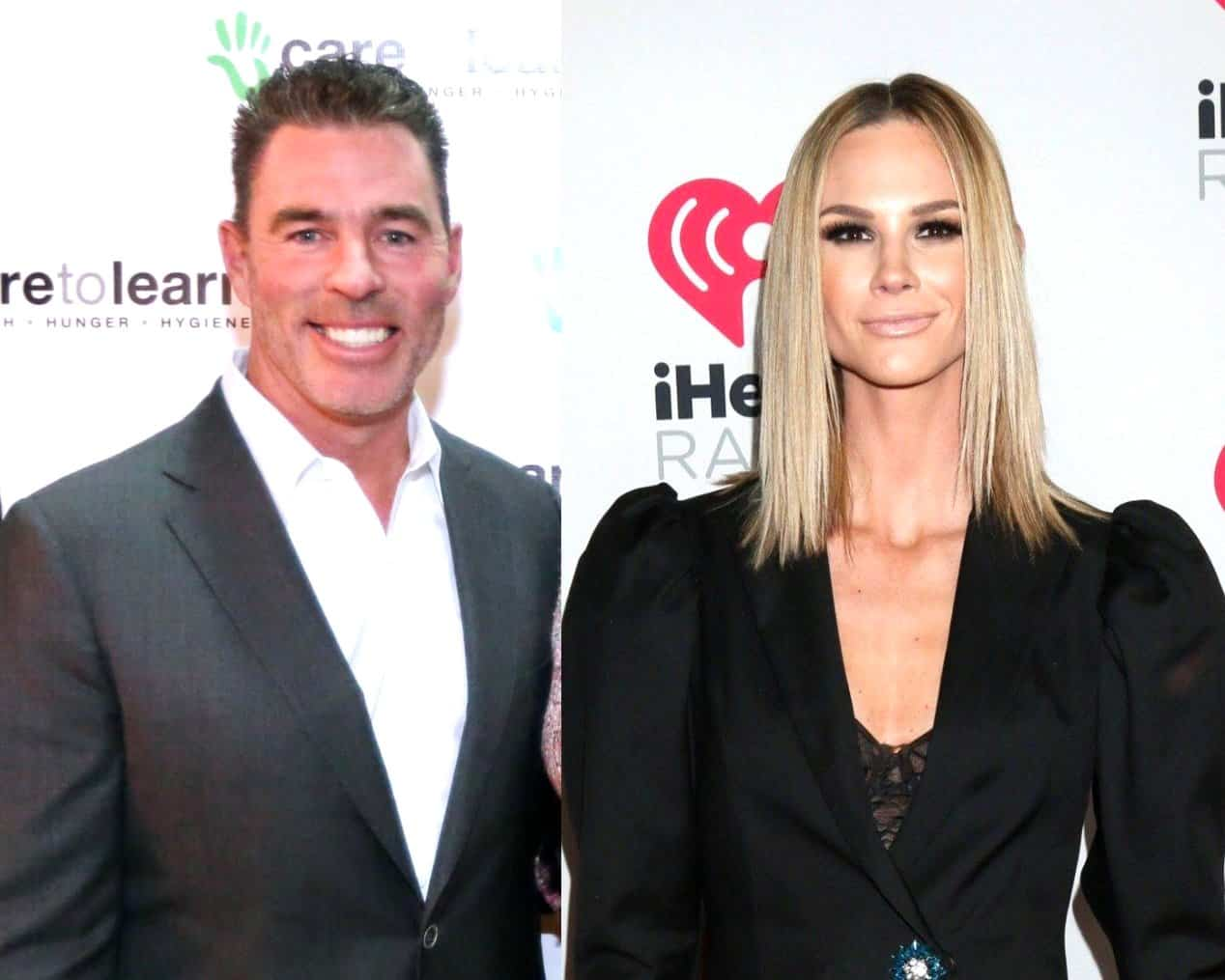 "PHOTOS: Jim Edmonds Accuses Ex Meghan of Leaving House ""Dirty and Messy"" After She Moved Out and Shares Photos of the ""Pigsty"" as the RHOC Alum Responds to Jim's Digs About Her"