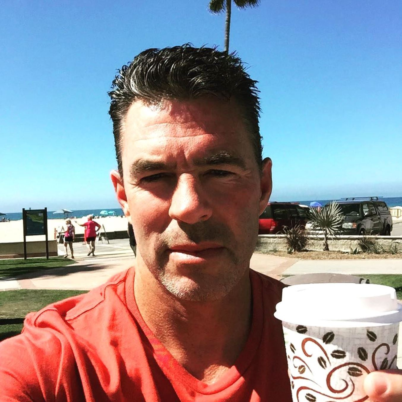 "PHOTOS: RHOC Star Jim Edmonds is Hospitalized After Falling Sick as He Undergoes Coronavirus Testing, Says ""This Virus is No Joke"""