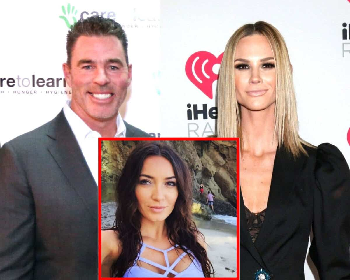 PHOTO: Ex RHOC Star Jim Edmonds Spends Time With Girlfriend Kortnie O'Connor and Daughter Hayley Amid His Divorce From Meghan King Edmonds