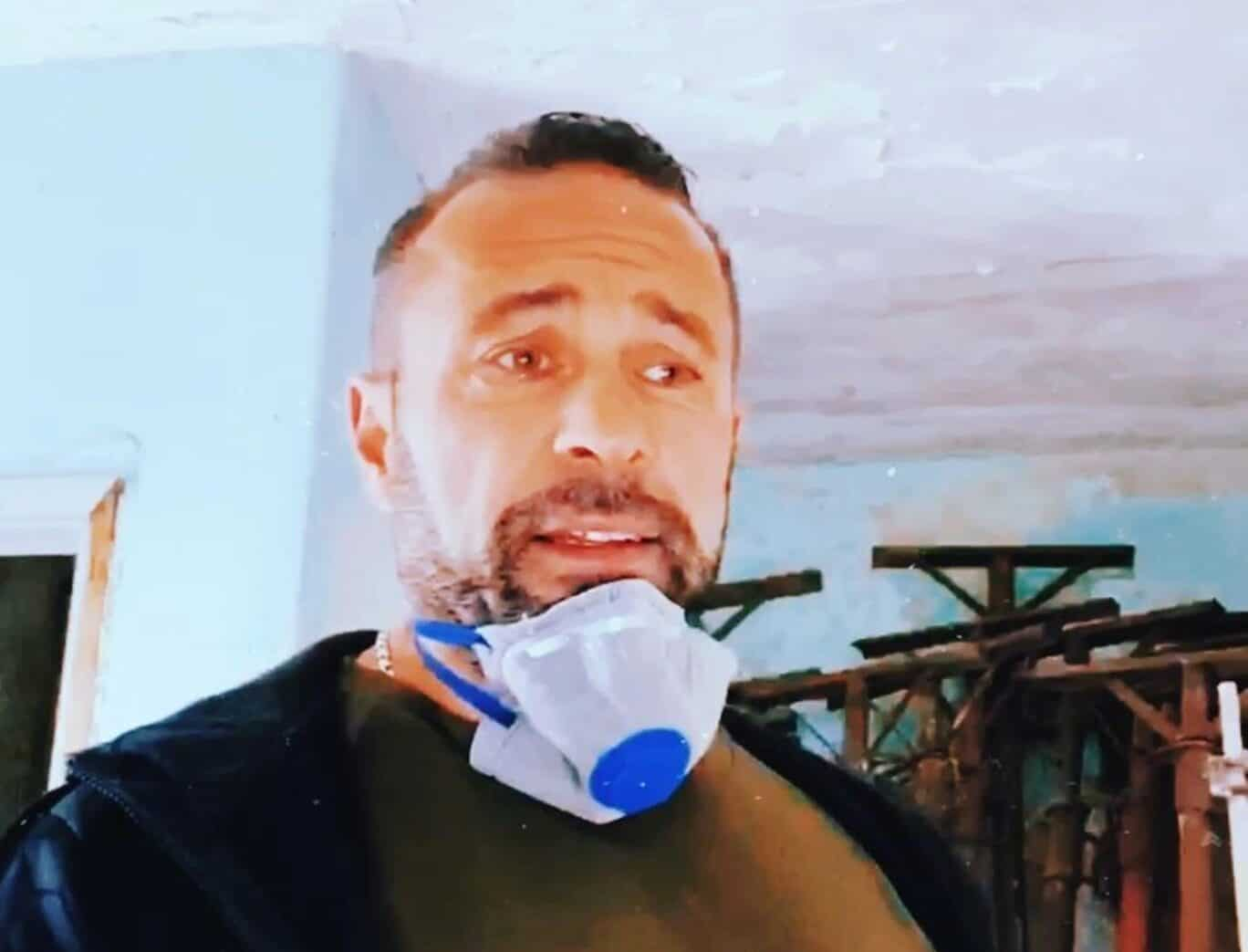"RHONJ's Joe Giudice Slams ""Ridiculous"" Coronavirus Lockdown in Italy and Claims More People Die From Viagra Daily Before Demanding He Be Set Free"