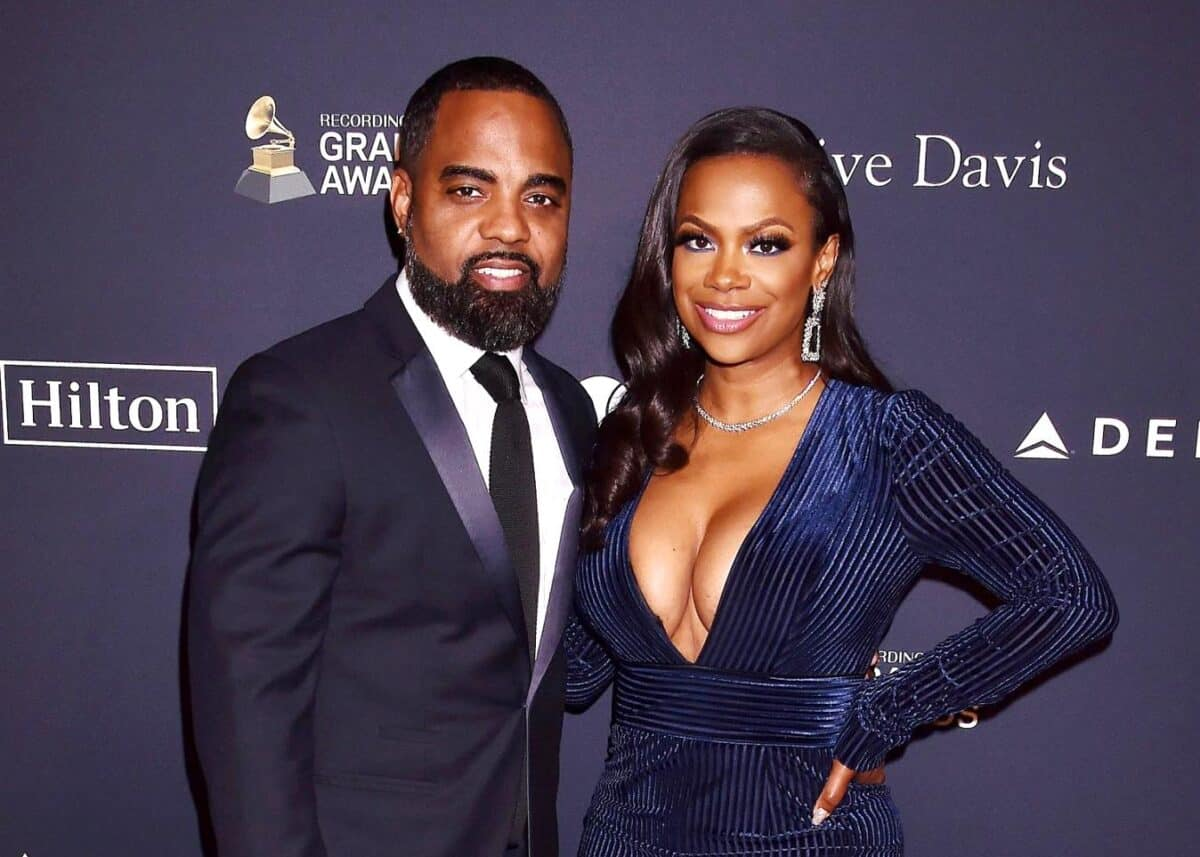 REPORT: RHOA's Kandi Burruss and Todd Tucker Get a New Spinoff! To Begin Filming Vanderpump Rules-Style Show Called Old Lady Gang