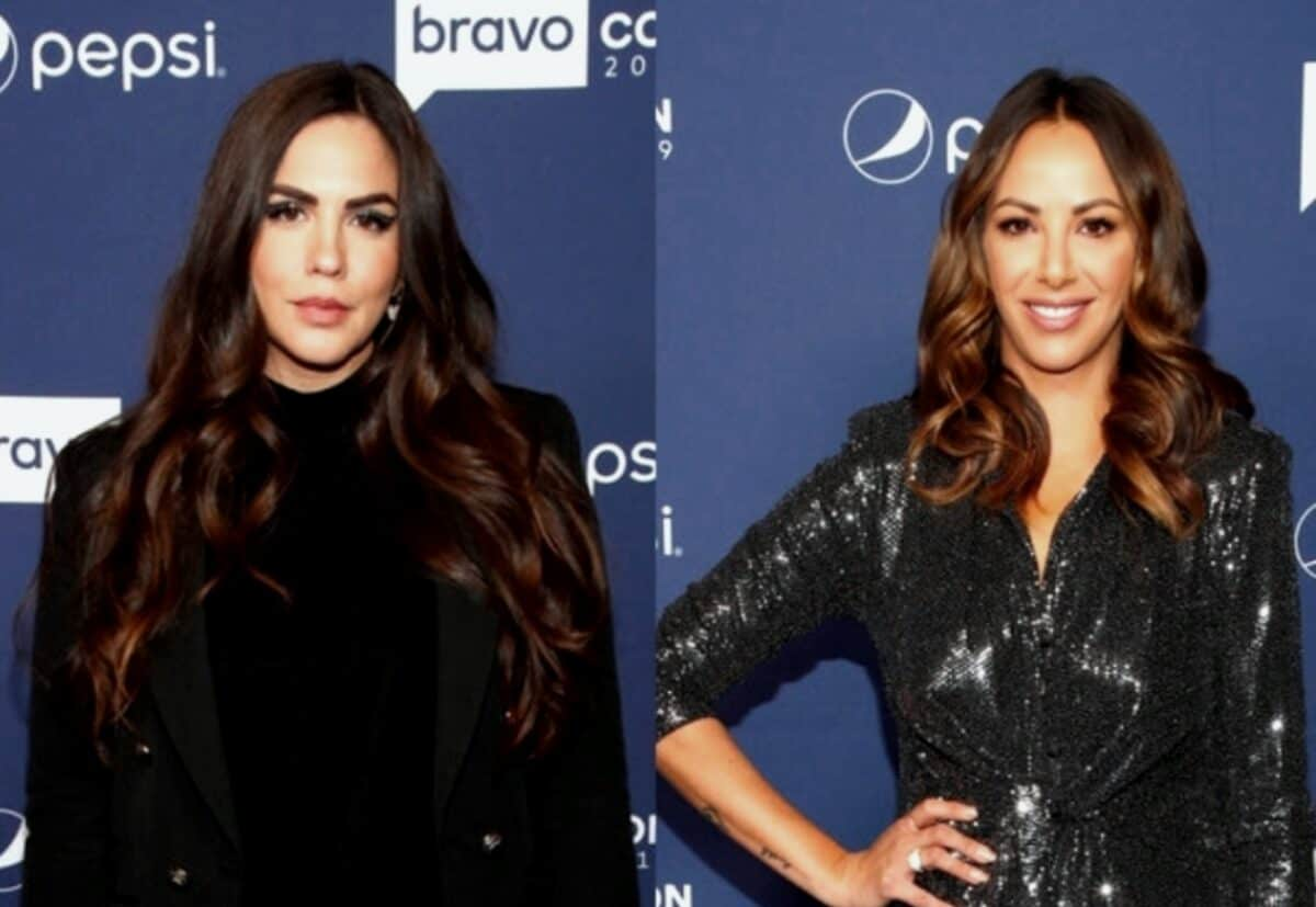 Vanderpump Rules Star Katie Maloney Shades Kristen Doute's Claims She Was the Only One Putting in Work for Their Wine Line, See How Kristen Clapped Back at Katie on Twitter!