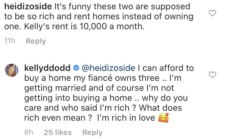 RHOC Kelly Dodd Explains Why She's Renting New Home