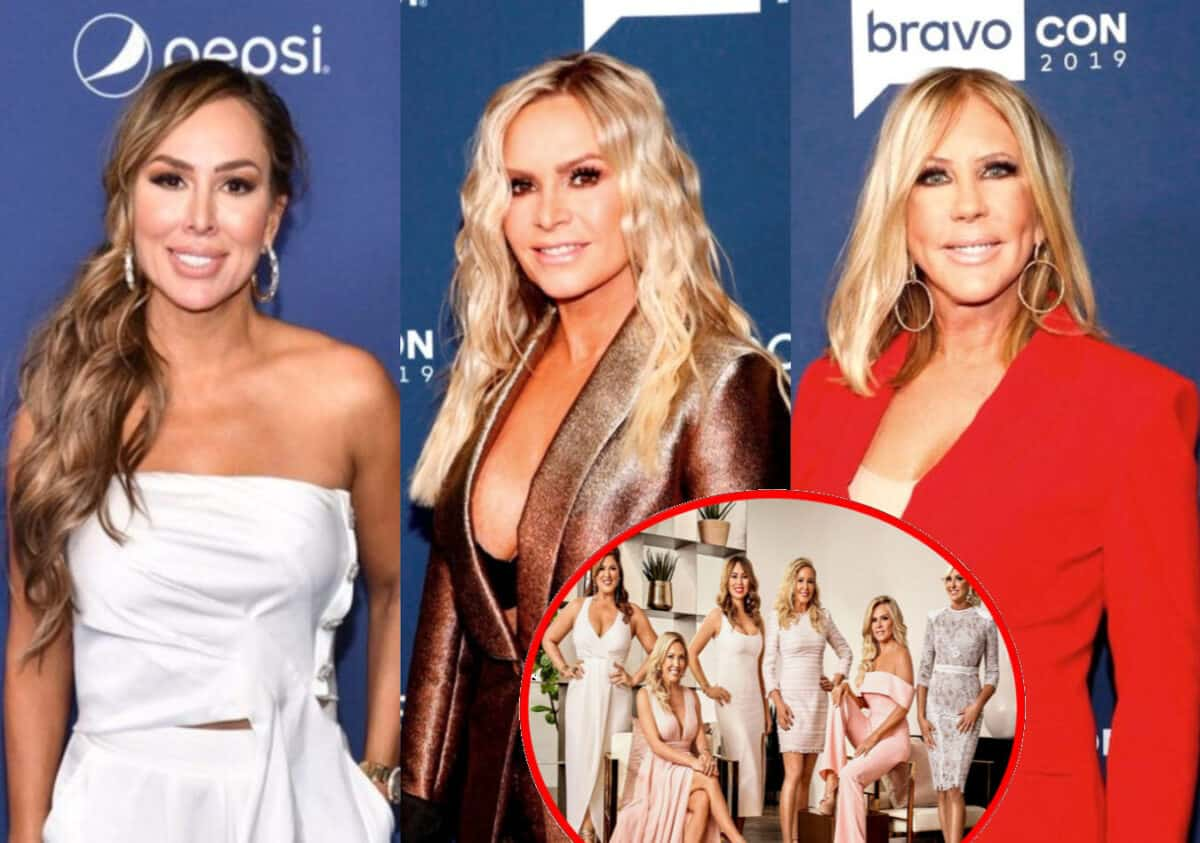 Kelly Dodd Reveals How RHOC Cast Feels About Exits of Vicki Gunvalson and Tamra Judge and Compares Them to Bad Gas, Plus She Talks Shannon Beador and Season 15 Drama