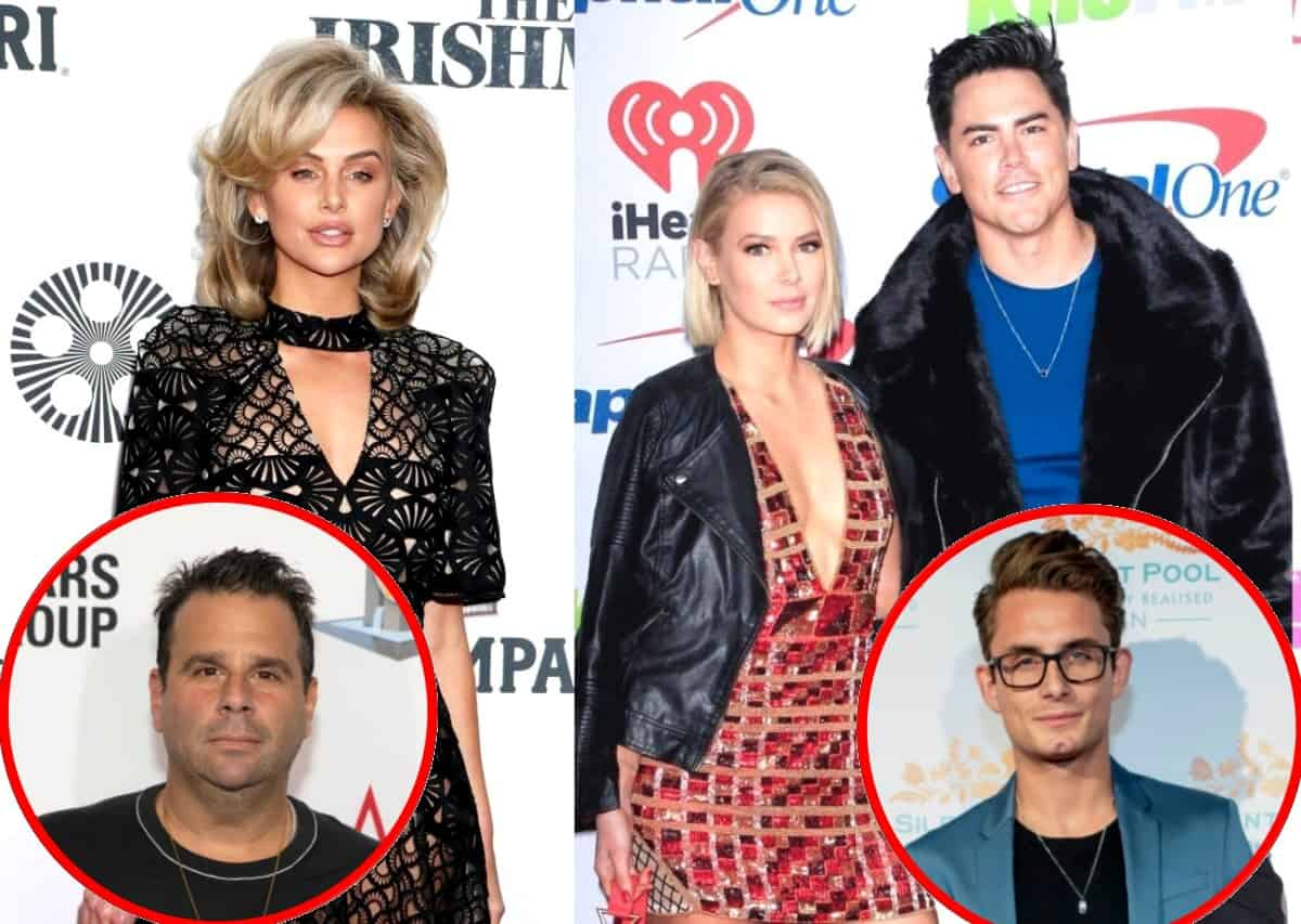 "Vanderpump Rules' Lala Kent Reveals Real Reason She Went ""Ape-Sh*t"" on Tom Sandoval and Ariana Madix and Slams Tom as an 'Hypocrite,' Plus Randall Emmett Asks James Kennedy to DJ Their Wedding Reception"