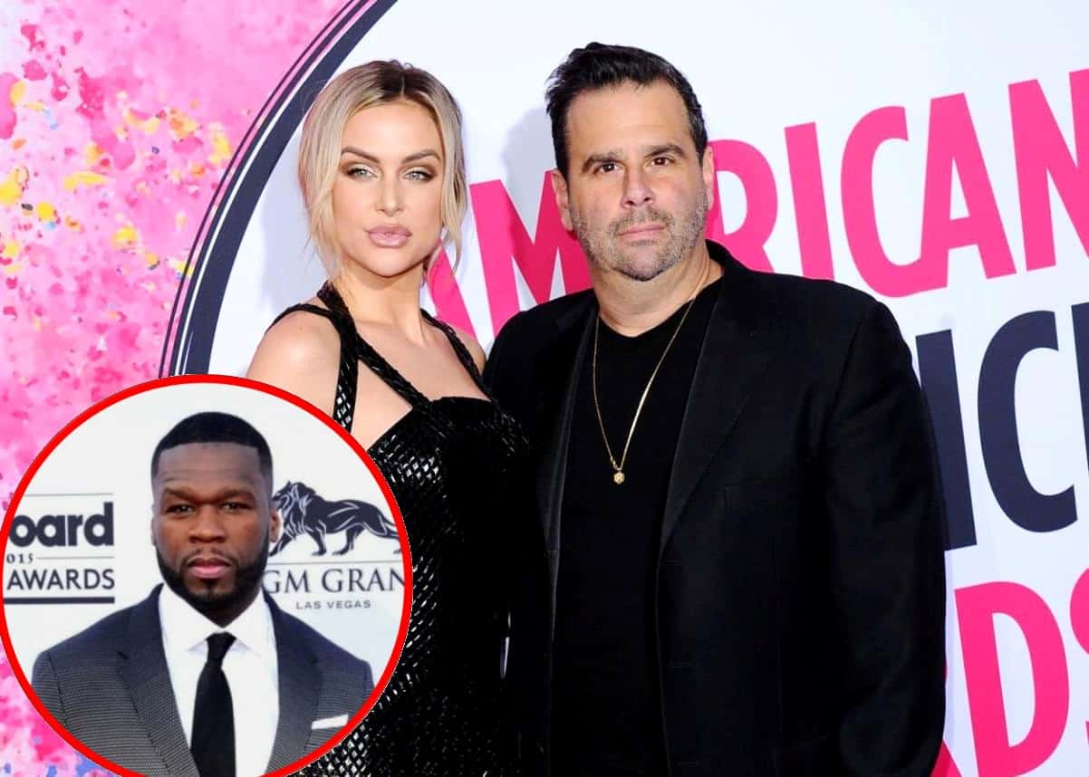 Here's How Lala Kent is Coping With 50 Cent's Latest Diss After She and Randall Emmett Postponed Their Wedding, Plus See Photos of the Vanderpump Rules Star's New Bright Red Hair!