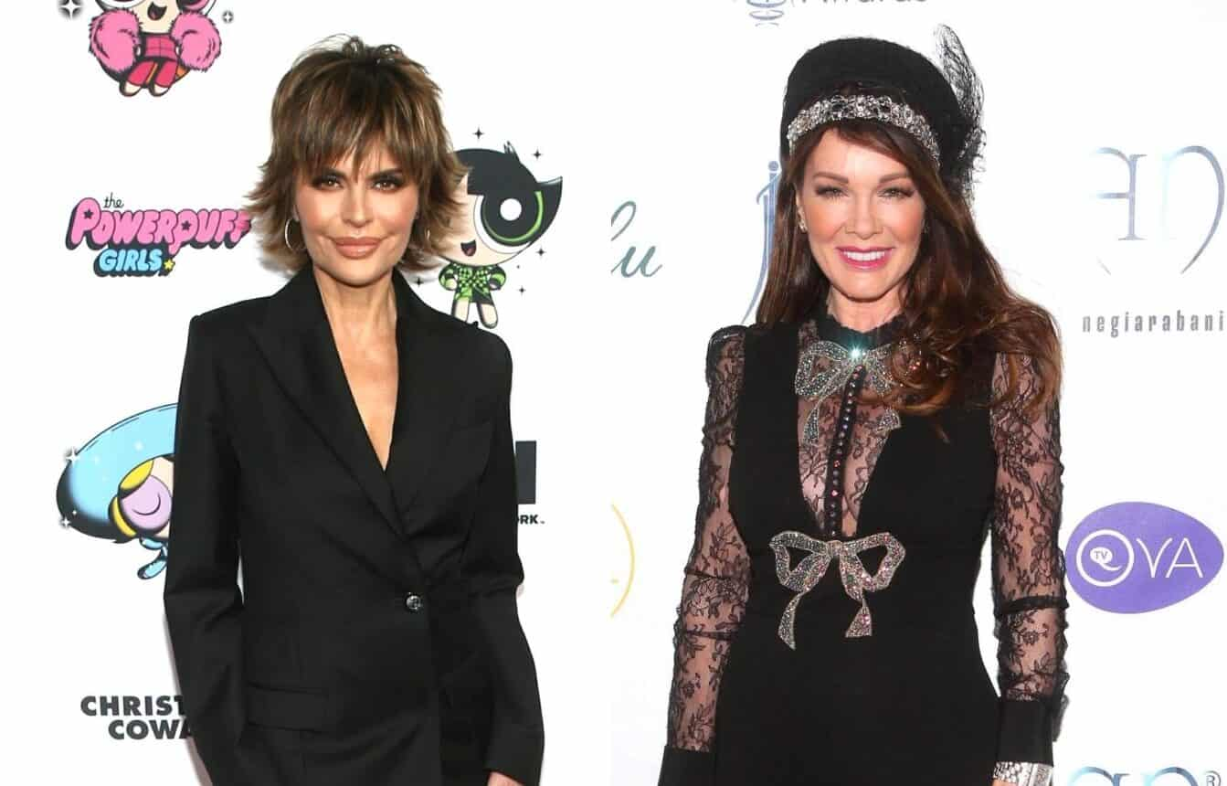 "Lisa Rinna Calls Out Lisa Vanderpump for Using RHOBH to Launch Her New Vanderpump Dogs Spinoff, Jokes About a ""Scissor Sisters"" Series Featuring Denise Richards and Brandi Glanville"