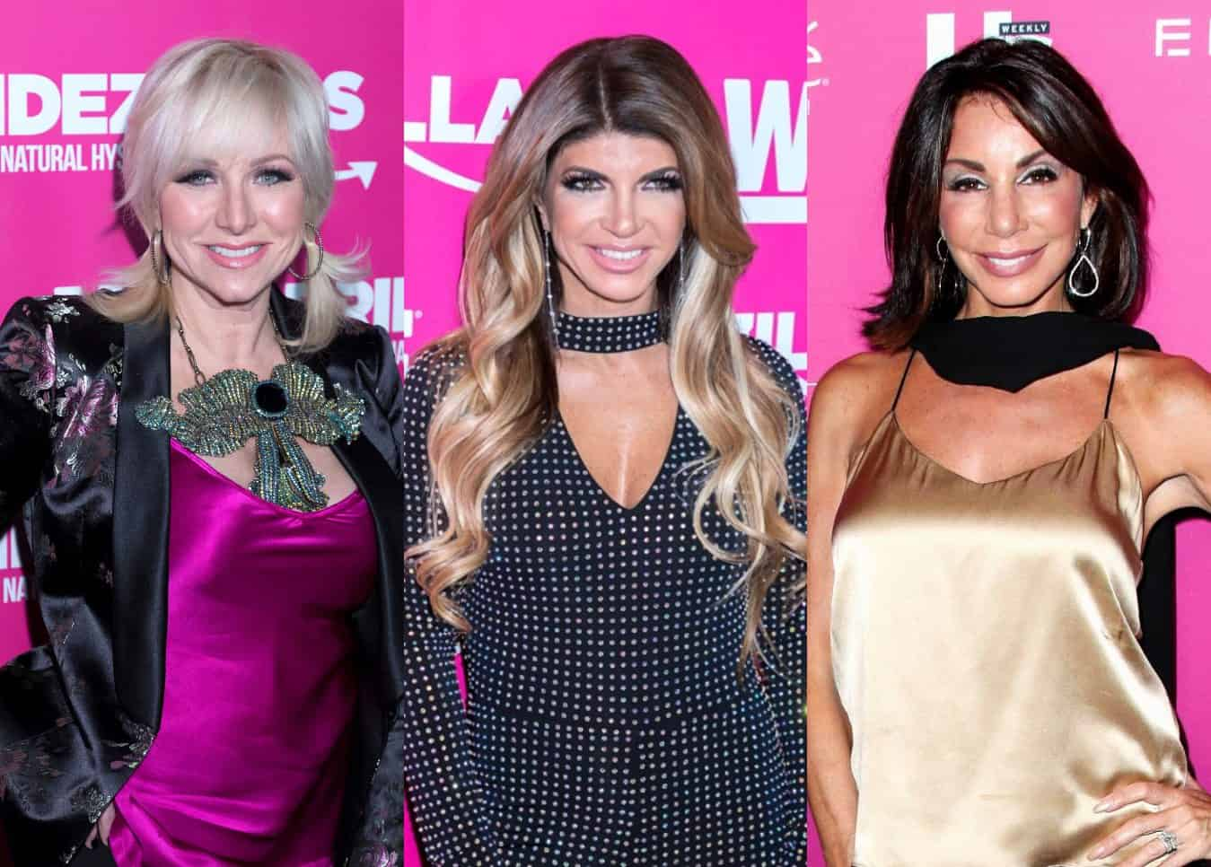 RHONJ Star Margaret Josephs Reveals if Production Set Up Teresa Giudice's Involvement in Hair Pulling Drama, Accuses Danielle of Constantly Teresa Drunk