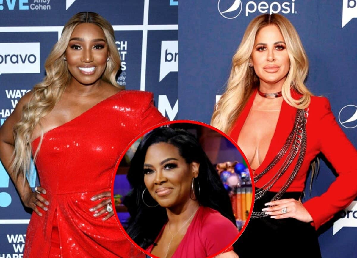 "RHOA Star Nene Leakes Shares Where She Stands With Kim Zolciak Today and Addresses Claims She Called Kenya Moore's Daughter a ""Buffalo"""