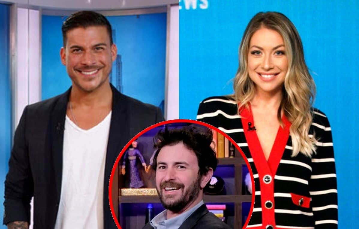 Vanderpump Rules' Jax Taylor Reveals He Never Wanted to Marry Stassi Schroeder and Explains How Beau Clark is Different