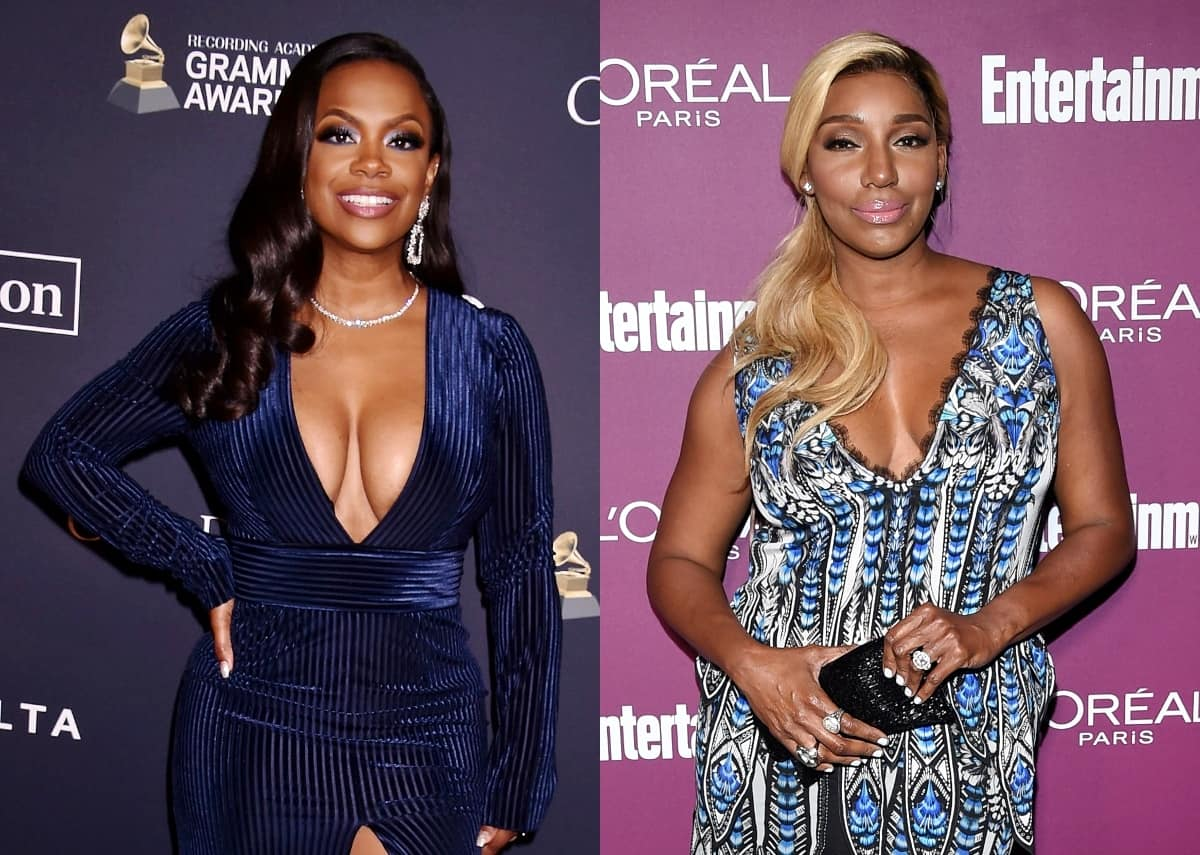 RHOA Stars Kandi Burruss and Nene Leakes Feud on Instagram After Kandi Accuses Nene of 'Playing the Victim,' See How Nene's Clapping Back!