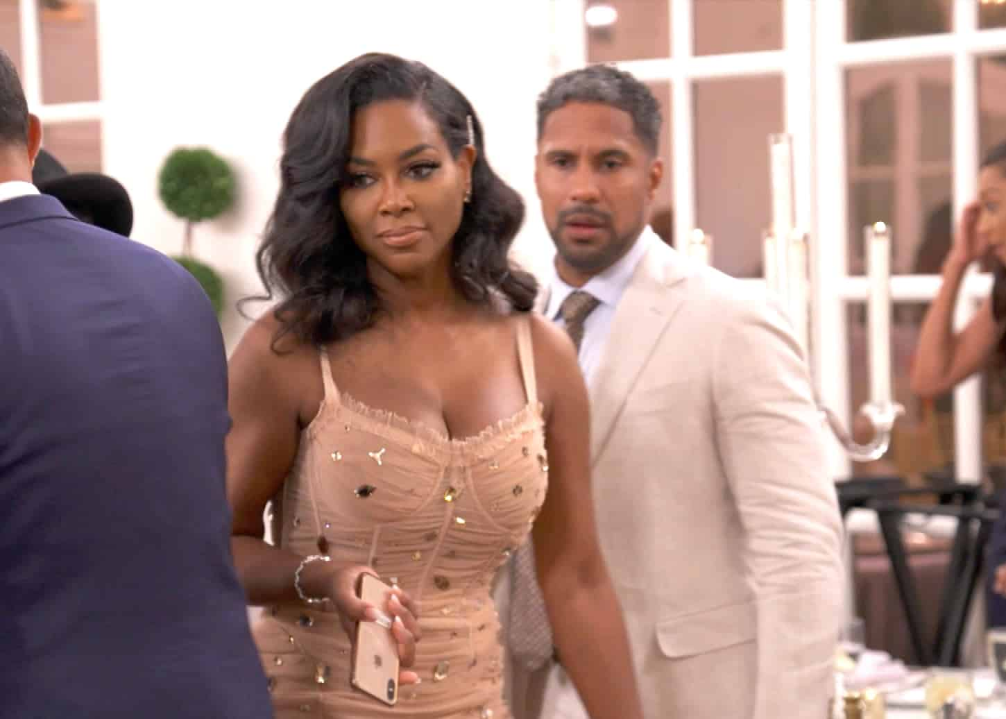 RHOA Recap: Marc and Kenya End Their Marriage After Marc Explodes on RHOA Producers at His Charity Event