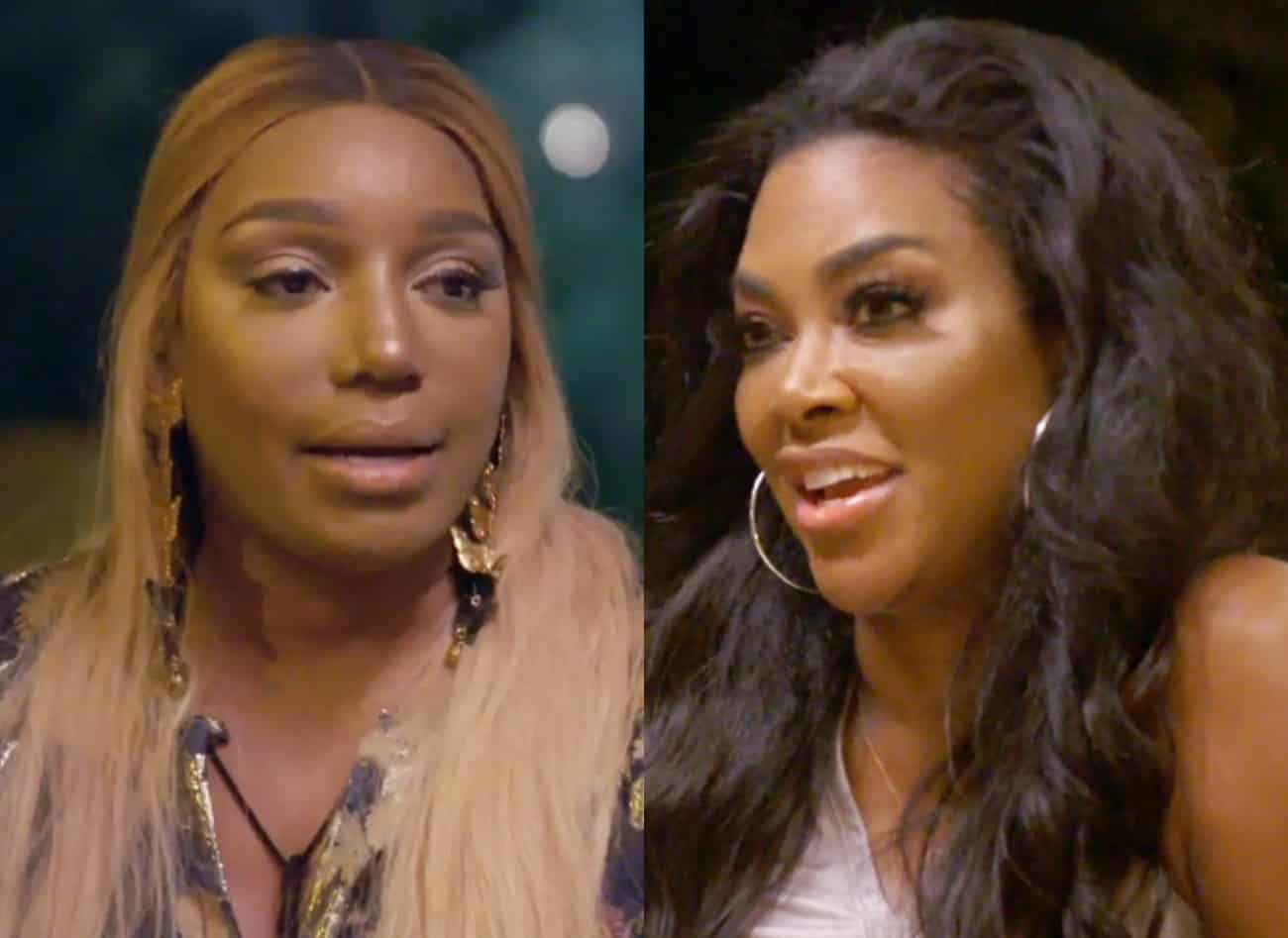 RHOA Recap: Nene Attacks Kenya During Greece Vacation, Plus Cynthia Confronts Kenya Over Wine Shade
