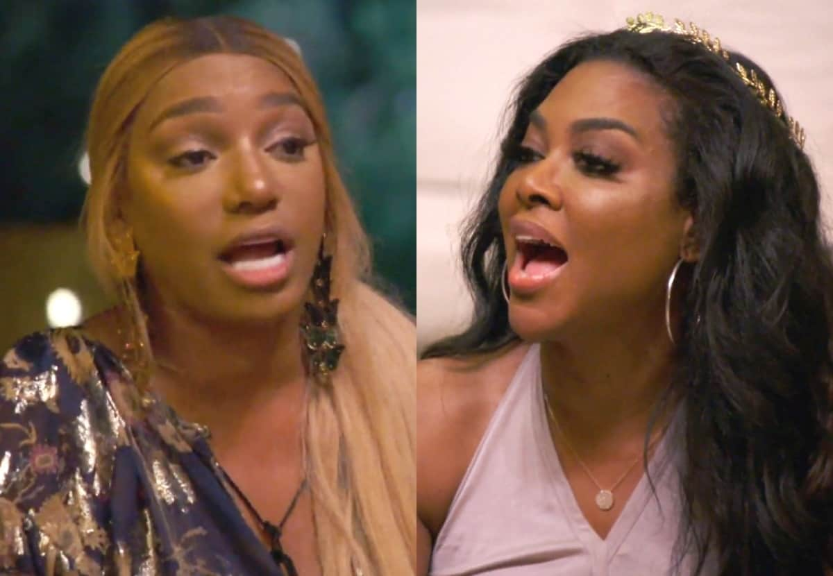 RHOA Recap: Nene Threatens to Spit on Kenya During Greece Vacation and Then Curses at Producers