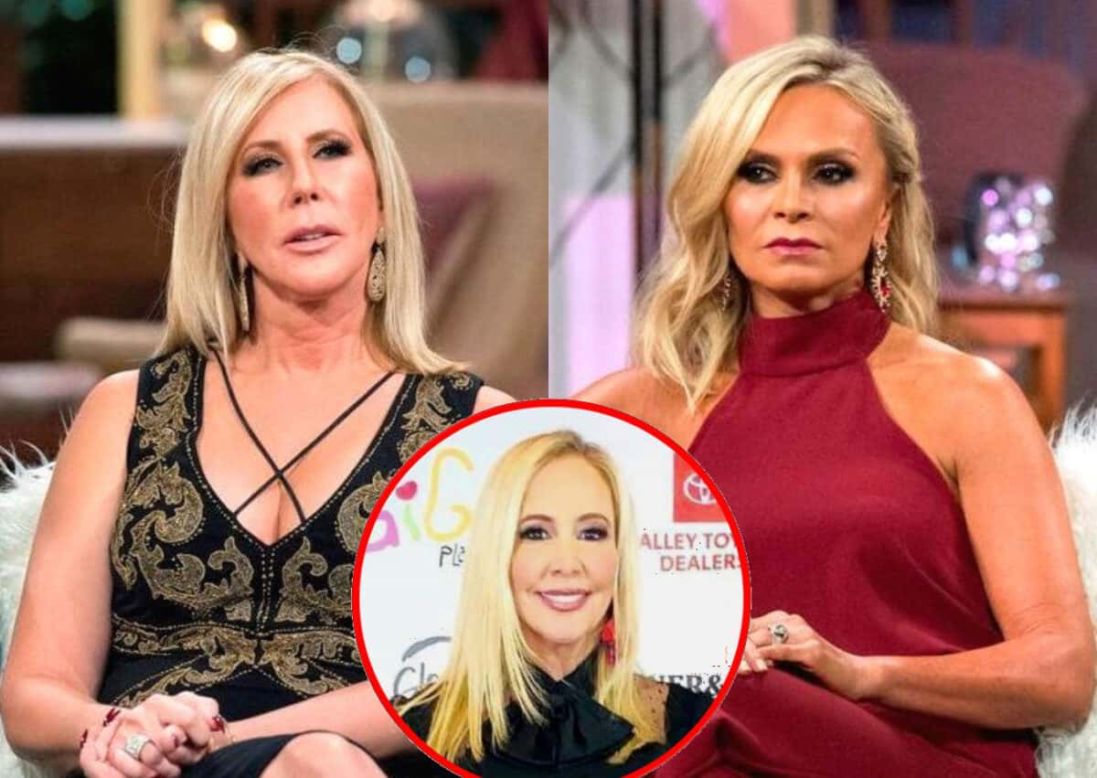 "Vicki Gunvalson Says Tamra Judge is Trying to Get Them Back on the RHOC as She Dishes on a ""Ridiculous"" Decision Made by Shannon Beador, Plus Why She Lost Clients Due to Show"