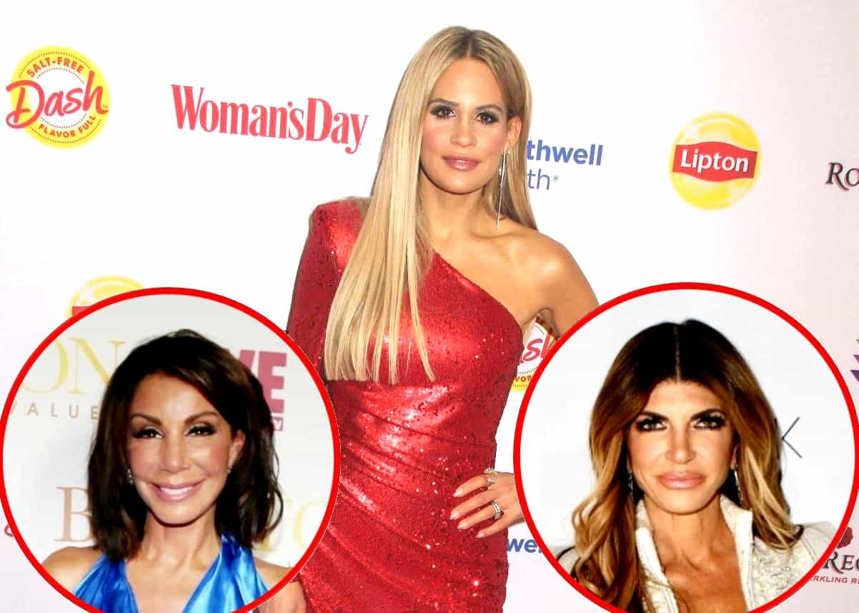RHONJ Star Jackie Goldschneider Reveals What Danielle Staub Did That Made Her Hate Her, Plus Where She Stands With Teresa Giudice Today