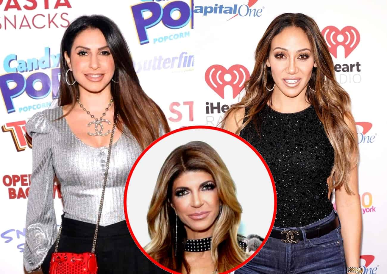 "RHONJ's Jennifer Aydin Slams ""Self Absorbed"" Melissa Gorga for Looking ""Constipated"" in New Instagram Video as Melissa Claps Back by Suggesting She's ""Insecure"" and Controlled by Teresa Giudice"
