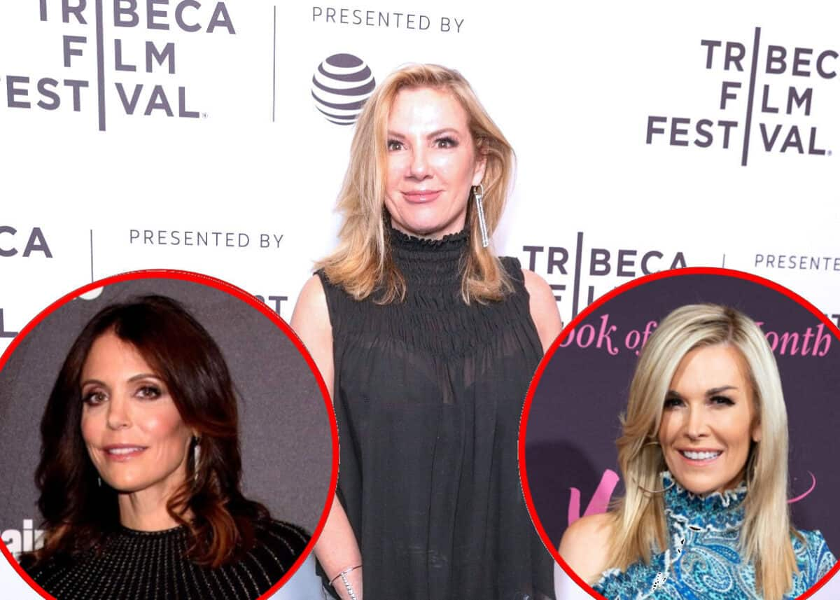 "Ramona Singer Says RHONY Cast Had to ""Walk on Eggshells"" Around Bethenny Frankel, Plus Why She's Uncertain Marriage is 'Right Move' For Tinsley"