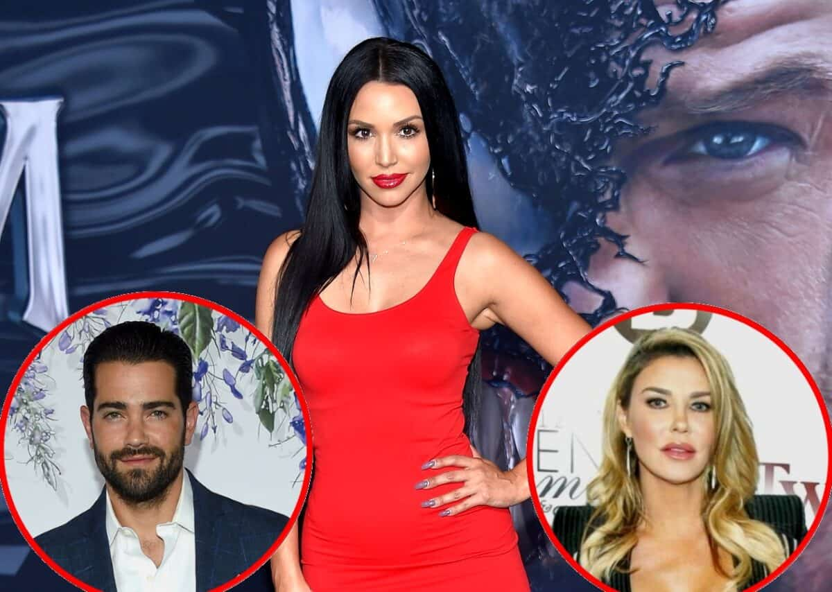 Vanderpump Rules Star Scheana Shay Dishes on Dating Jesse Metcalfe, Says She and Brandi Both Hooked Up With This Famous Celebrity, Plus: Does Boyfriend Brock Davies Want on the Show?