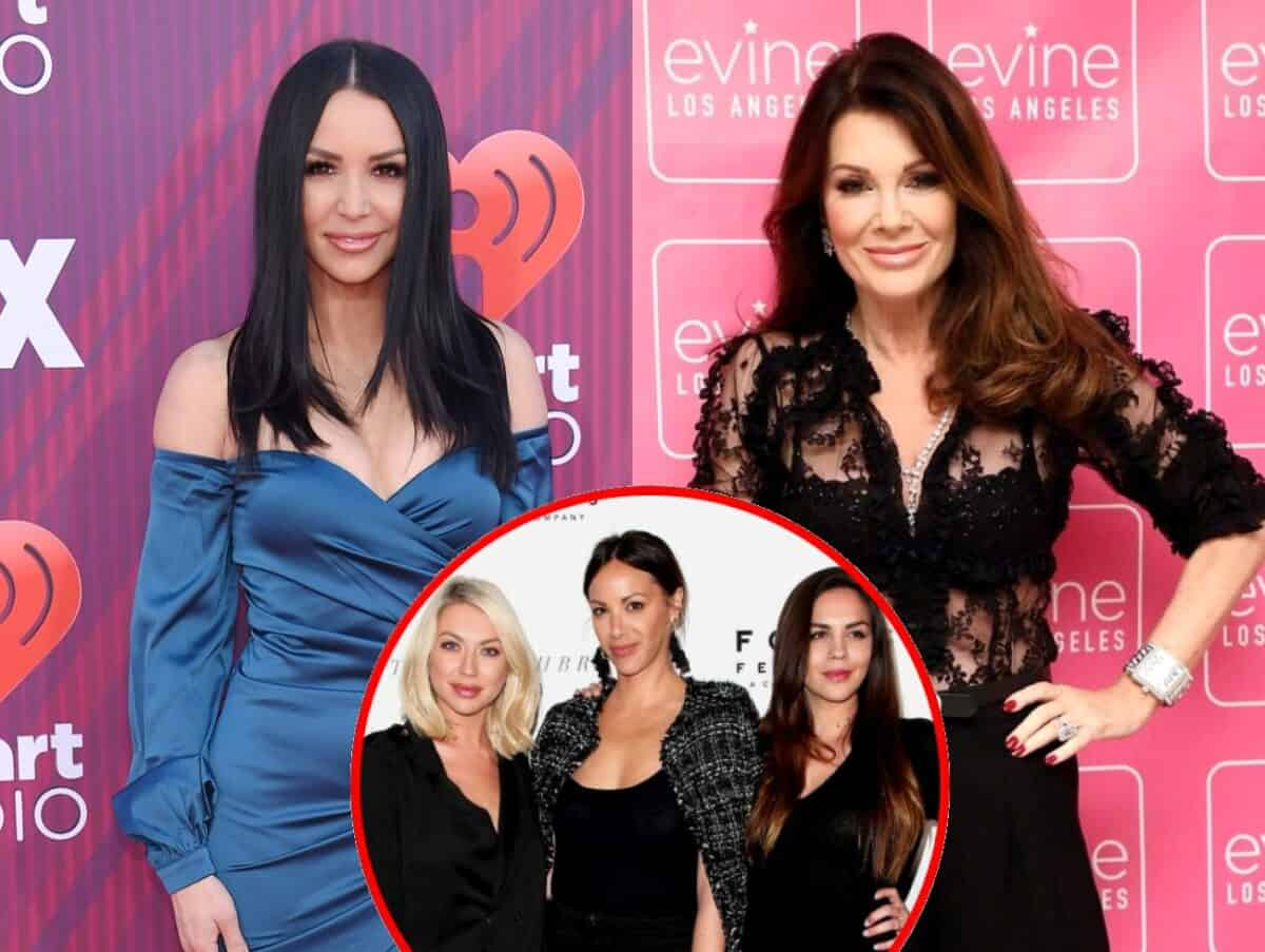 "Vanderpump Rules Star Scheana Shay Reveals What Lisa Vanderpump Does That Drives Her ""Insane,"" Plus Why She's on Kristen's Side Amid Her Feud With Stassi and Katie"