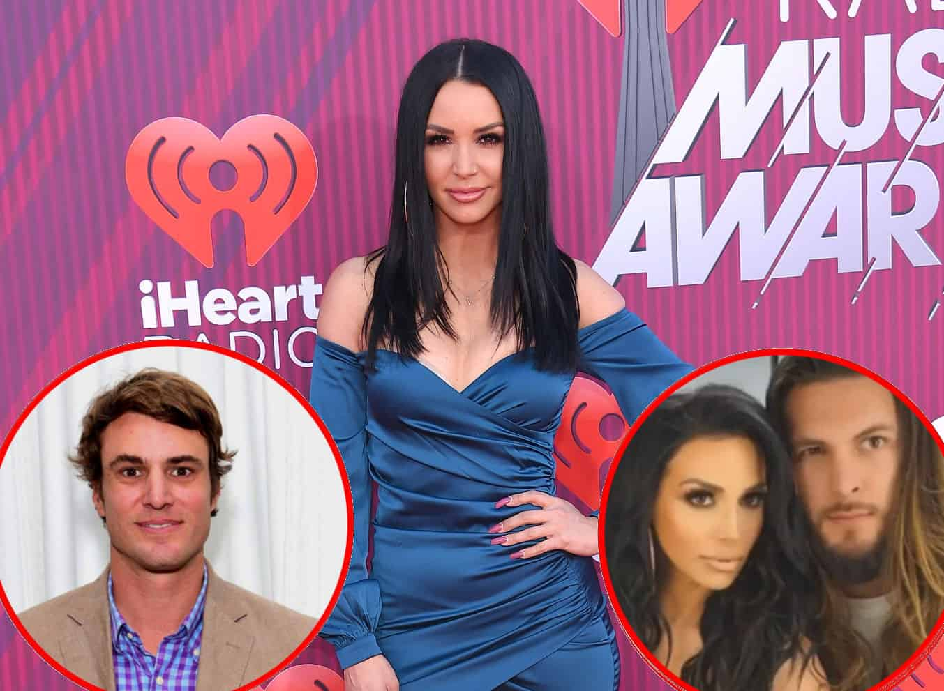 Vanderpump Rules' Scheana Reveals If She Hooked Up With Shep Rose and Which Bravo Star She Wanted to Hook Up With, Plus What She Bought Boyfriend Brock Davies
