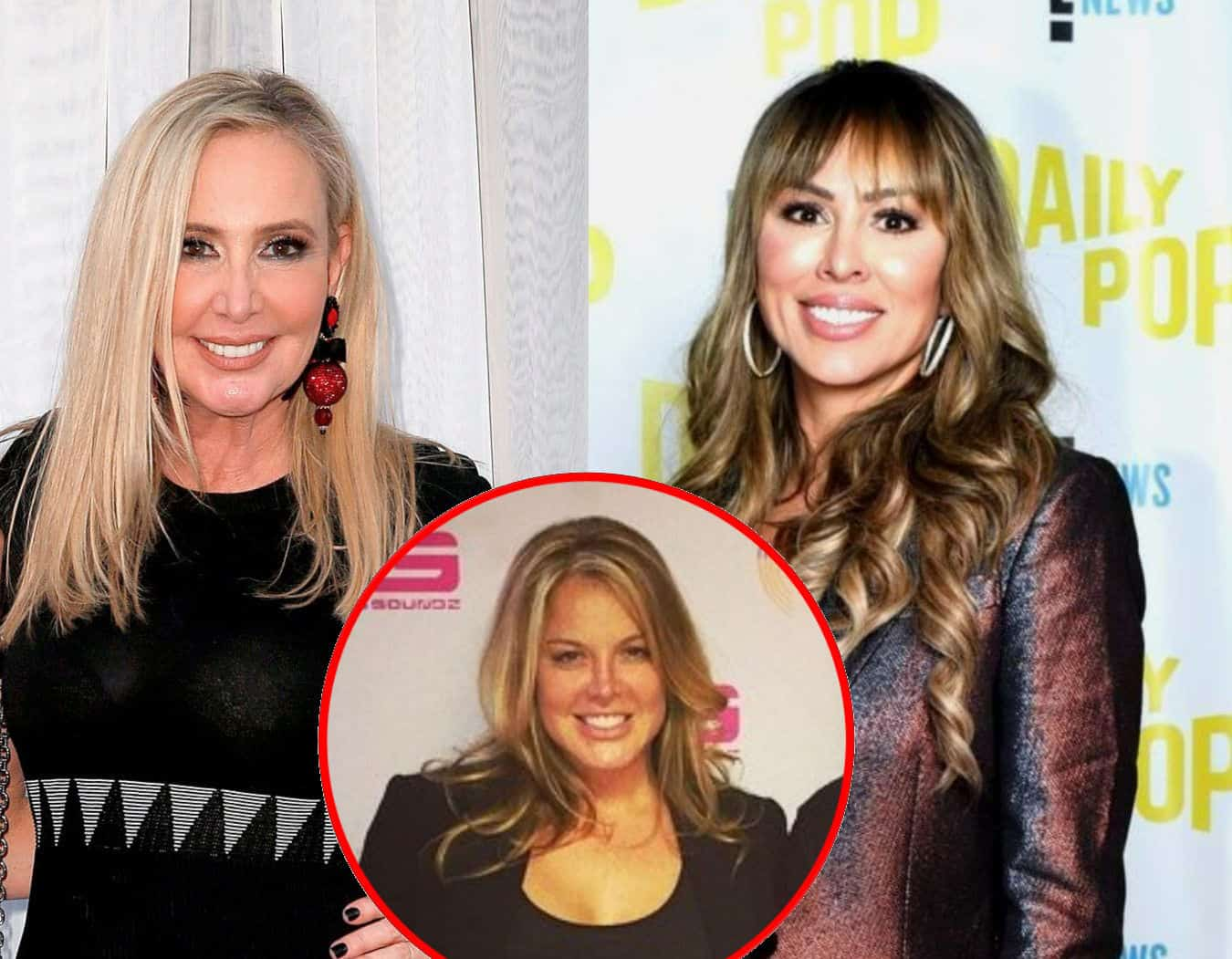 VIDEO: RHOC Stars Shannon Beador and Kelly Dodd Spotted Filming with Newbie Elizabeth Vargas and Co-Stars for the New Season
