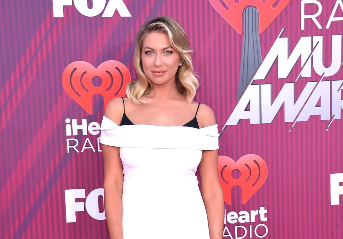 "Stassi Schroeder Reacts to ""Wild"" Claims Made by Vanderpump Rules Editor, Admits Rome Wedding Likely Won't Happen and Reveals She Wants a Baby ""So Bad"""