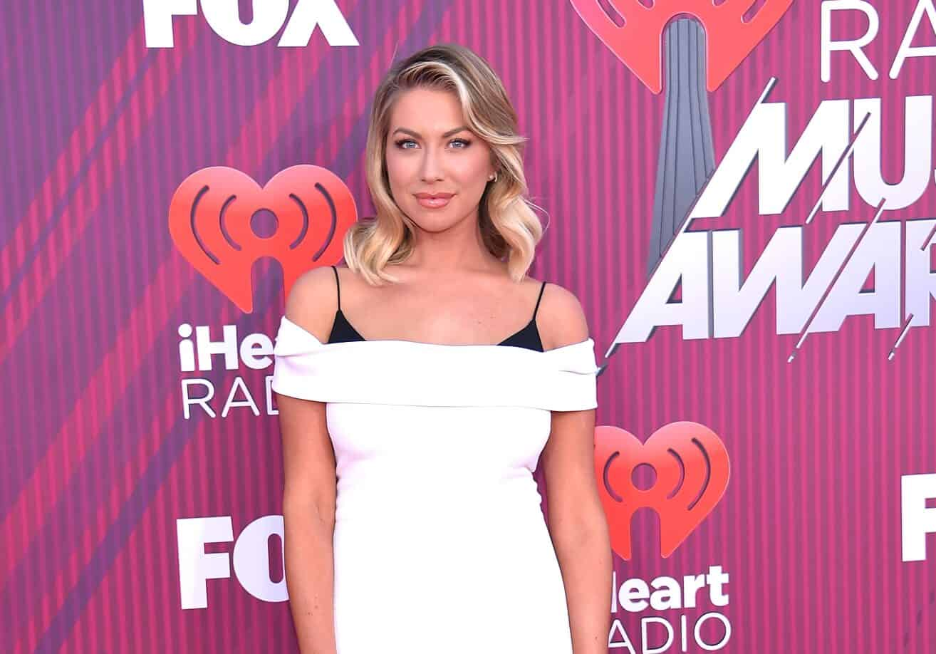 PHOTOS: Stassi Schroeder Shows Off Her Baby's 'OOTD' Mirror in Harry Potter-Themed Nursery, Plus She Double Dates With Ex Vanderpump Rules Co-Stars Jax Taylor and Brittany Cartwright