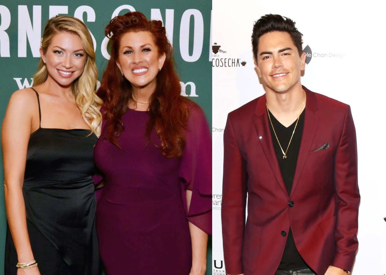 Vanderpump Rules' Tom Sandoval is Called Out for Mistreating Stassi Schroeder's Mom at Jax Taylor's Wedding as He and Jax Feud on Social Media Over Cash Bar Drama