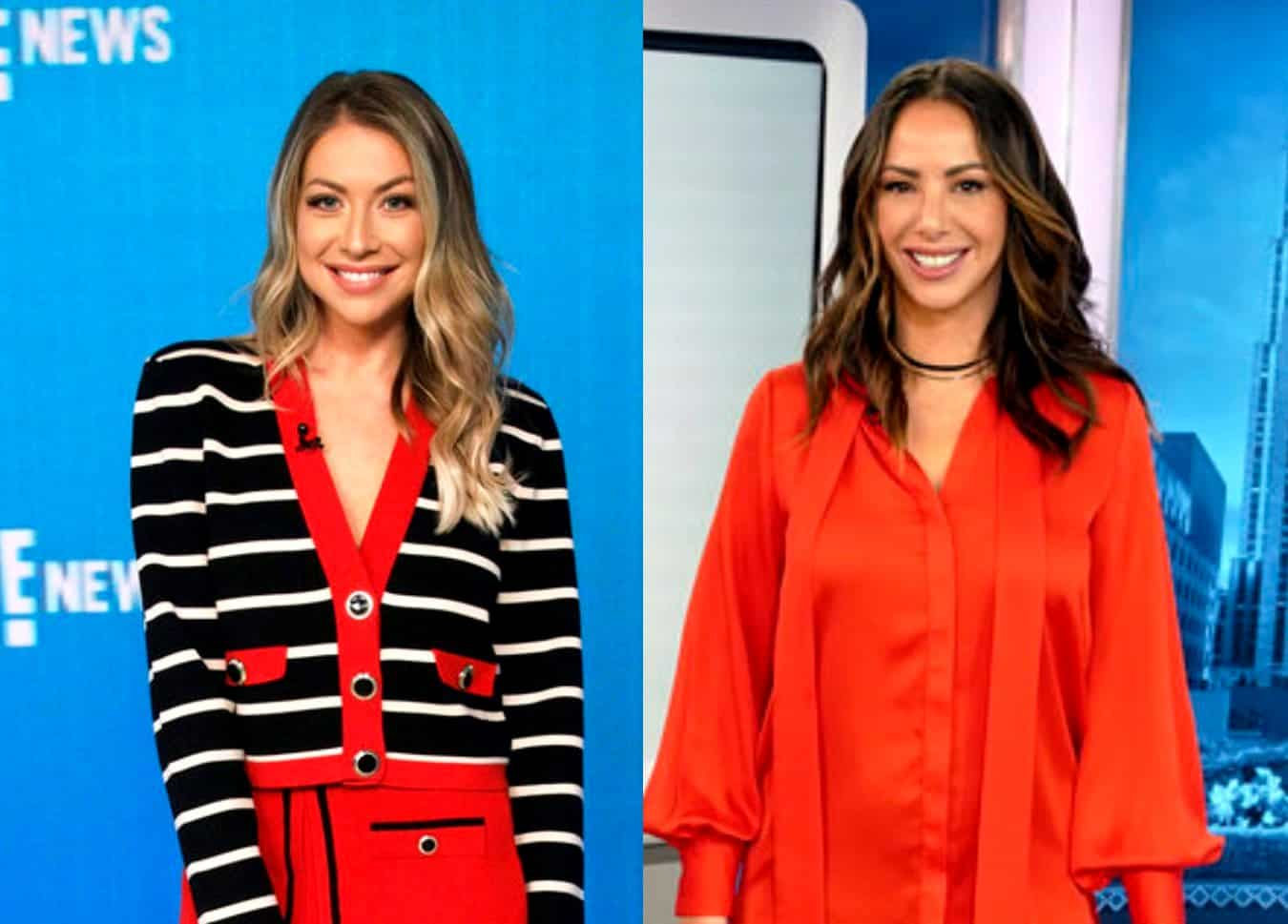 "Vanderpump Rules' Stassi Schroeder and Kristen Doute Get Into Twitter War After Kristen Disses Stassi's Podcast as Stassi Trashes Kristen Over Her ""Half A** Apology"""