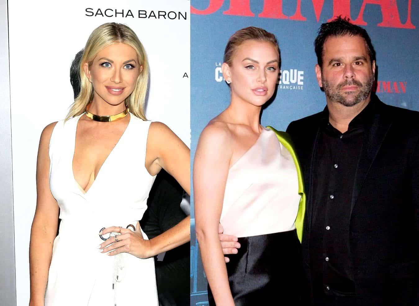 "Vanderpump Rules' Stassi Schroeder Admits She's ""Angry AF"" After Lala Kent's Fiancé Randall Emmett Shares Her 'Save the Date' Card On Instagram, Is Her Wedding Date Cursed?"