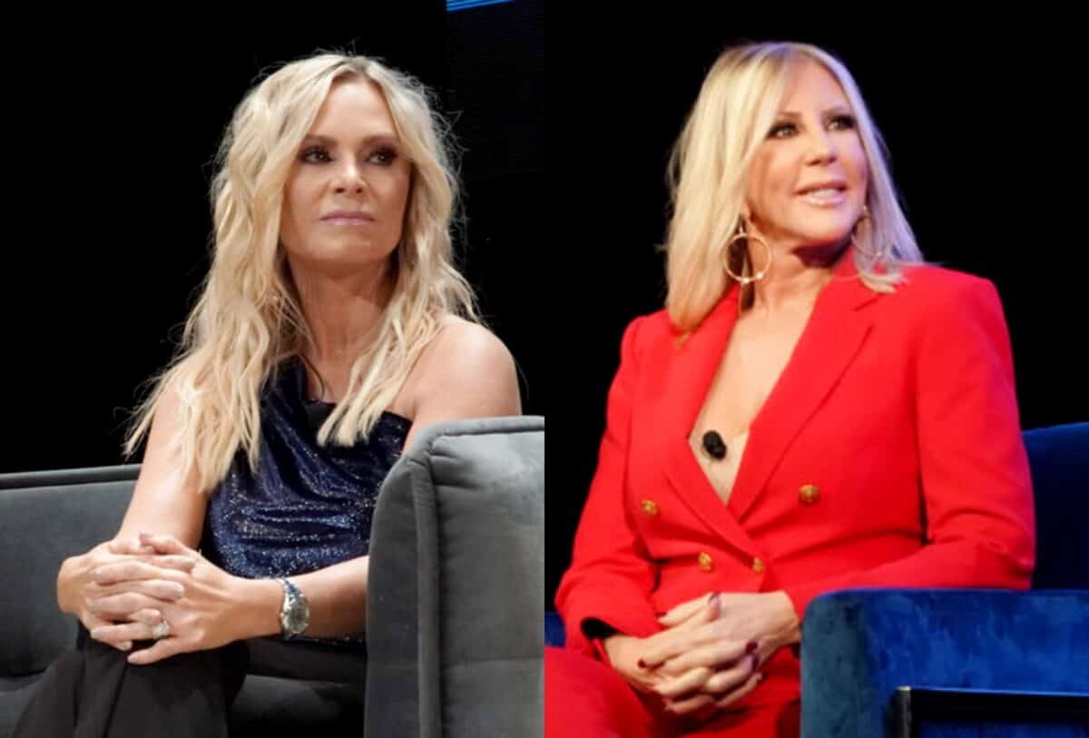 RHOC's Tamra Judge Denies Vicki Gunvalson's Claims About Having FOMO Amid Filming on Season 15