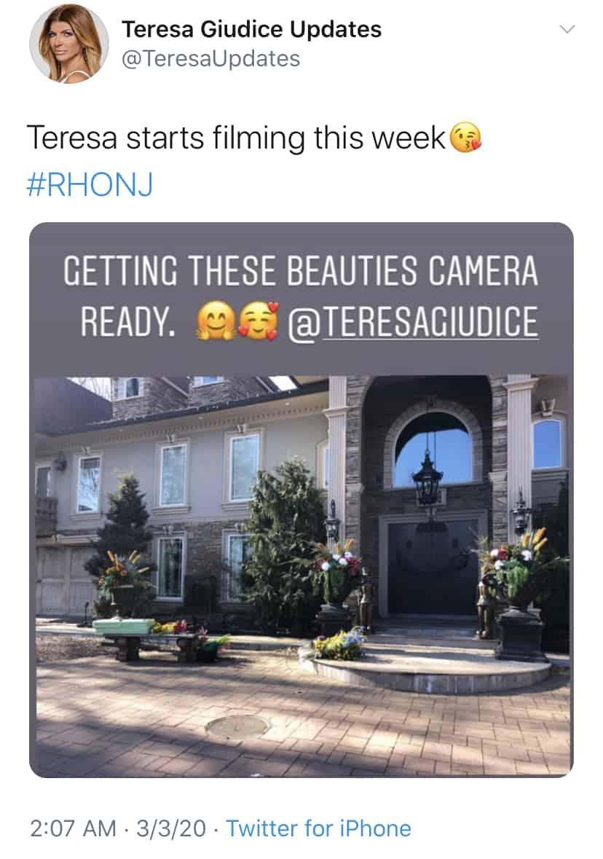 Teresa Giudice House Gets Prepped for RHONJ Season 11