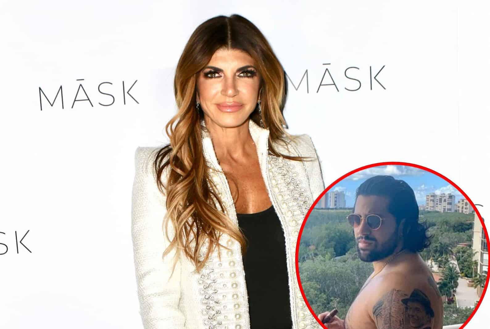 PHOTOS: RHONJ Star Teresa Giudice Caught Flirting With Sports Agent Joe D'Amelio on Instagram! Hints at Secret Getaway Months After Splitting From Husband Joe