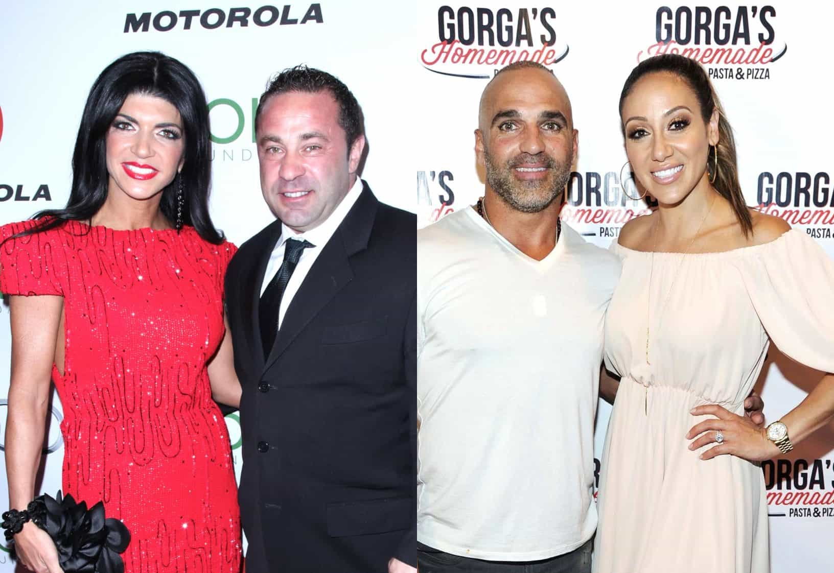 "RHONJ Star Teresa Giudice Fires Back at Joe Gorga for Calling Joe Giudice ""Toxic,"" Why She's Demanding Joe and Melissa Gorga Stop Trash-Talking Husband"