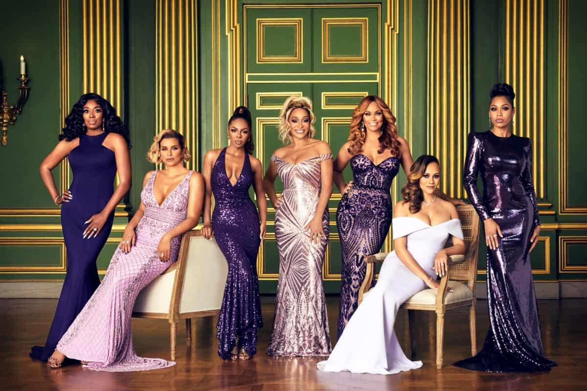 The RHOP Season 5 Premiere is Postponed Due to the Coronavirus as Monique Samuels Throws Shade at Candiace Dillard and Gizelle Bryant