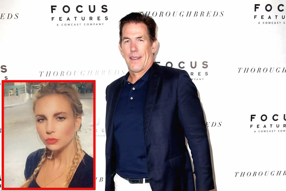 REPORT: Southern Charm Alum Thomas Ravenel is Expecting His 3rd Child With Ex-Girlfriend Heather Mascoe
