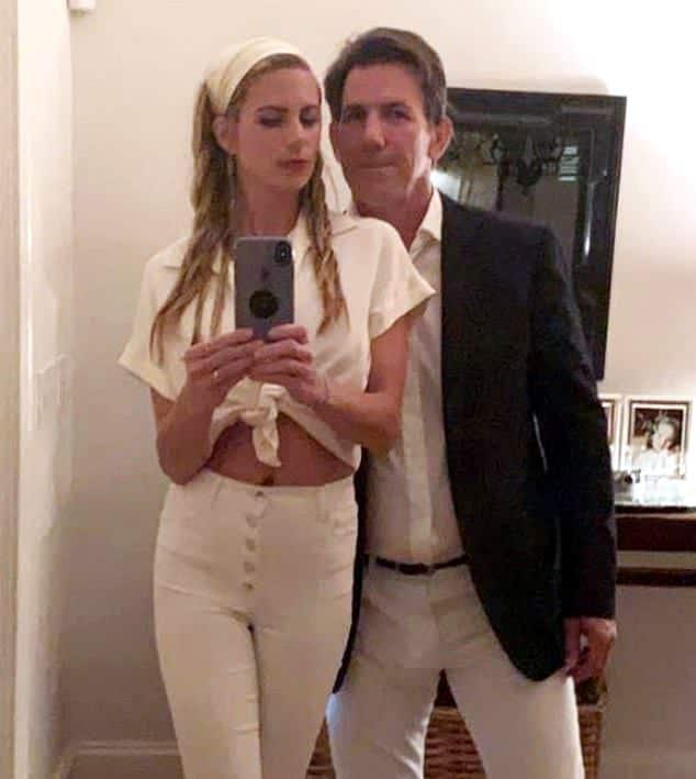 Thomas Ravenel and former girlfriend Heather Mascoe
