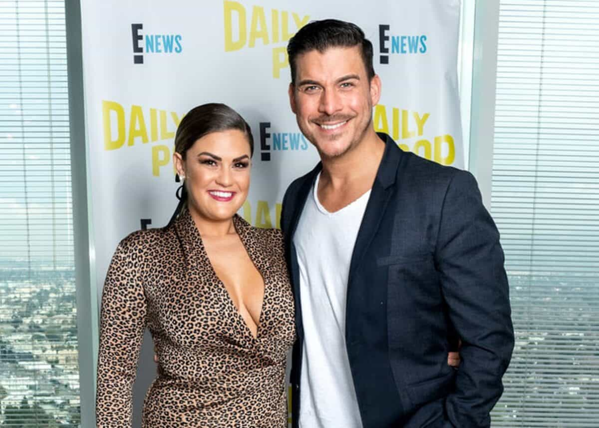 Vanderpump Rules' Jax Taylor and Brittany Cartwright Dish on How They're Keeping Love Life Spicy During Quarantine, Recommend Whipped Cream and Drugs