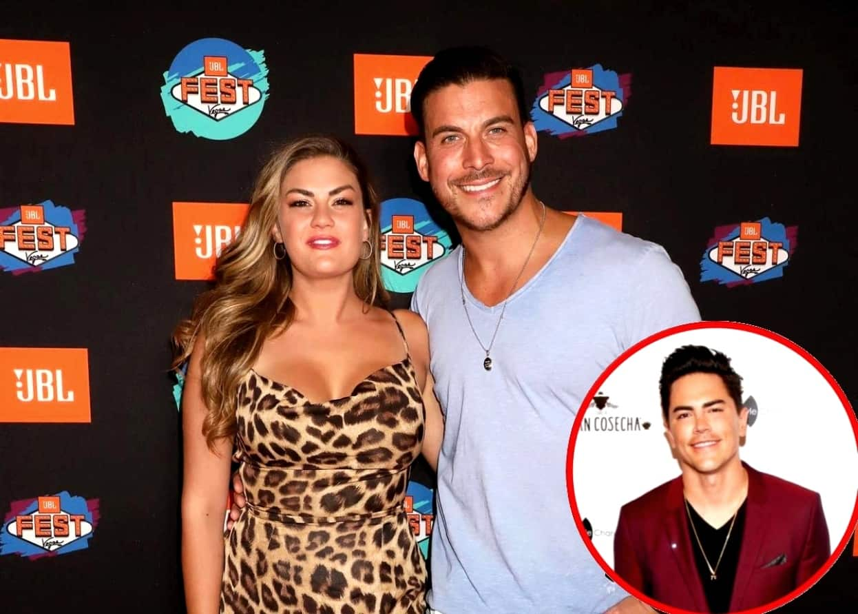 "Vanderpump Rules' Brittany Cartwright Talks Jax Taylor Having ""After-Wedding Depression"" and a Possible Quarantine Baby, Plus Jax Accuses Tom Sandoval of ""Acting"" for Cameras"
