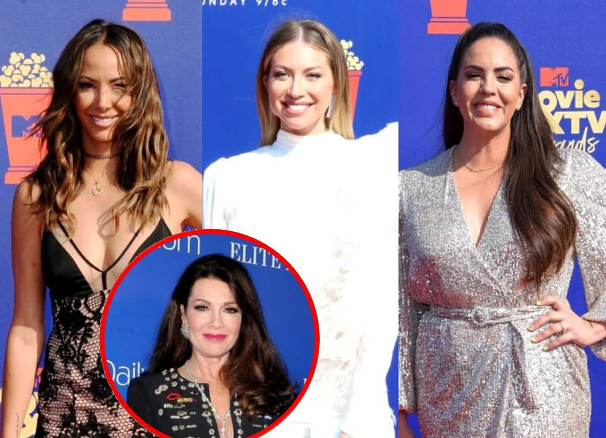 Vanderpump Rules' Kristen Doute On Why She's 'Frustrated' With Stassi Schroeder and Katie Maloney Over Their Broken Friendship, Plus Where She Stands with Lisa Vanderpump Today
