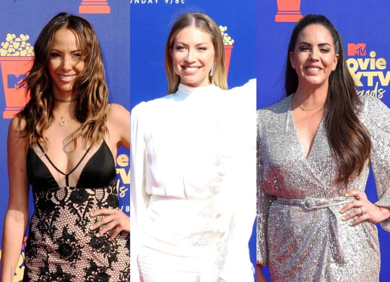 """Vanderpump Rules' Kristen Doute Explains Why She 'No Longer Cares' to Reconcile With Stassi Schroeder and Katie Maloney, Wonders Why it Was """"So Easy"""" for Them to Cut Her Off"""