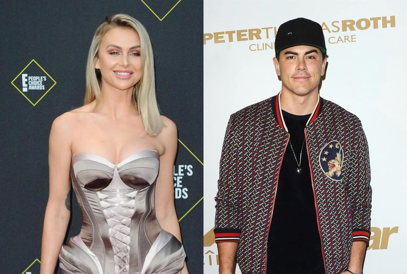 Vanderpump Rules' Lala Kent Suggests Tom Sandoval Was 'Self-Serving' in His Role as Best Man to Jax as Katie and Tom Schwartz Defend Him