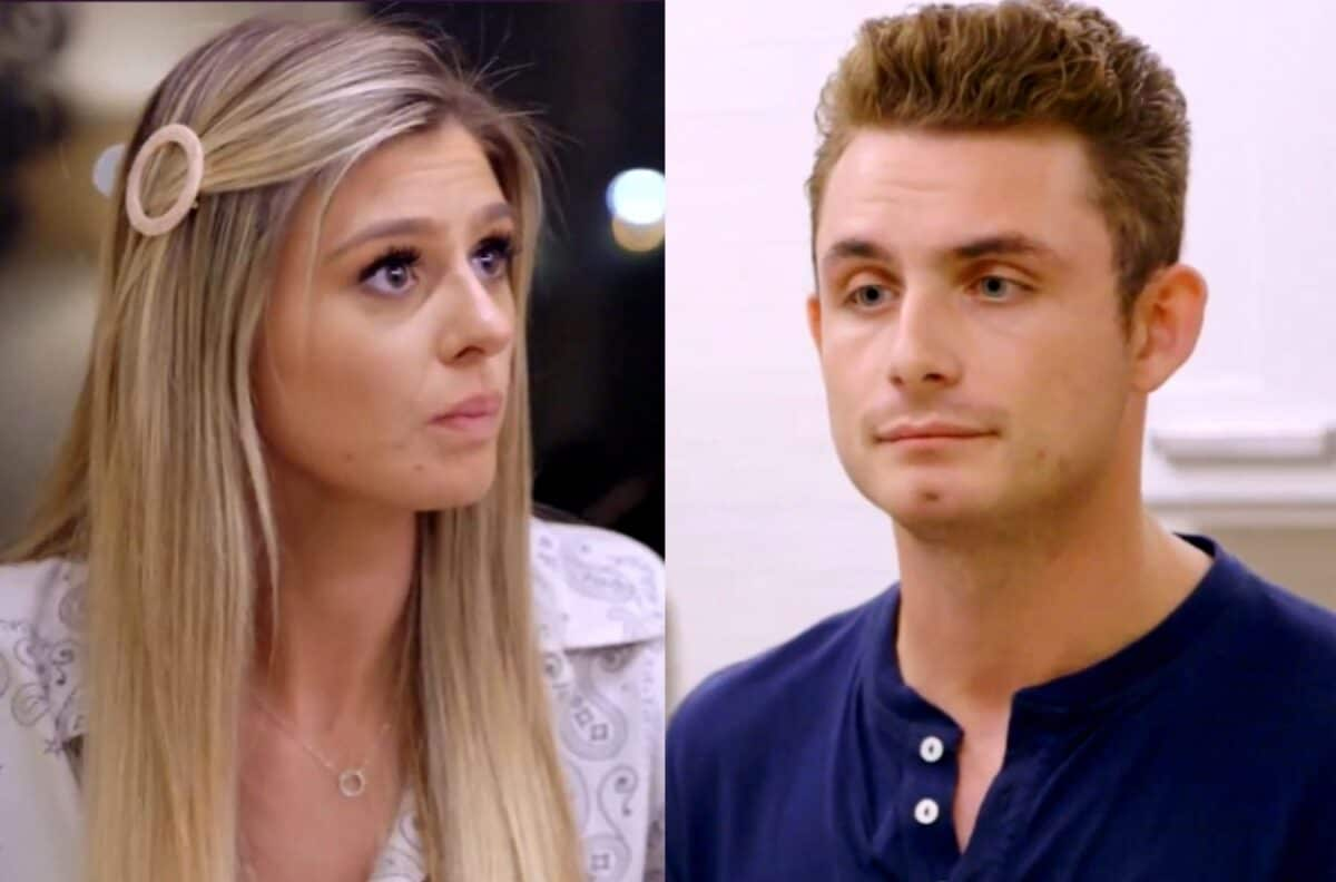 Vanderpump Rules Recap: Raquel Reveals 'Verbally Abusive' Texts From James and Issues Him an Ultimatum