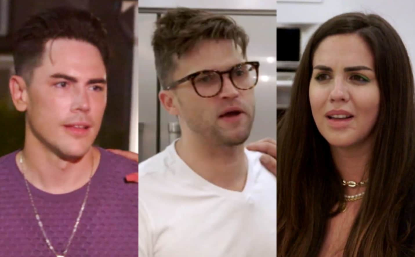 "Vanderpump Rules Recap: Tom Sandoval is ""Arrested"" and Tom Schwartz Loses it on Katie...Again."
