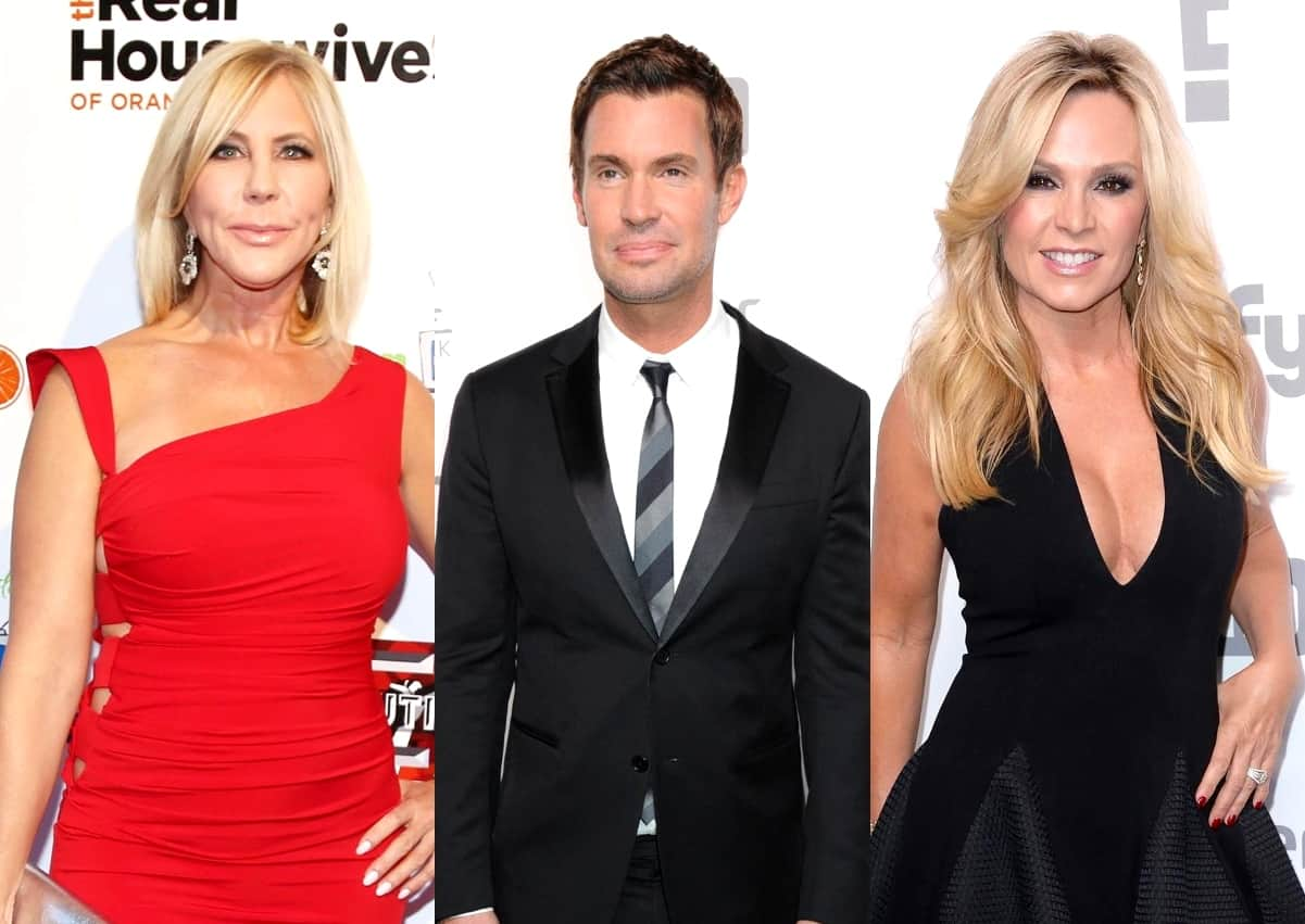 RHOC's Vicki Gunvalson Discusses Her Feud With Jeff Lewis as Tamra Judge Accuses Bravo of 'Using' Vicki, Plus Vicki Talks Buying a New Condo in Puerto Vallarta