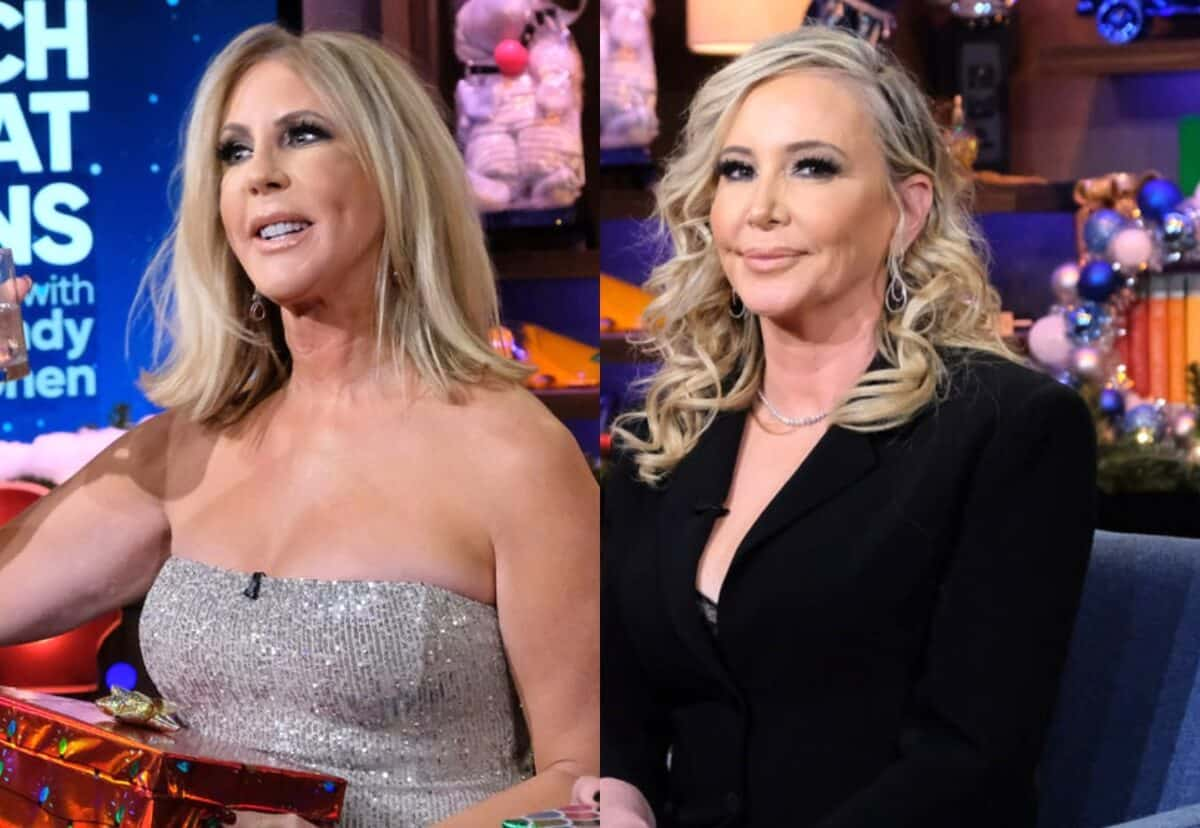 Vicki Gunvalson Re-Follows Shannon Beador on Instagram Amid Kelly Dodd Drama, Plus Has RHOC Season 15 Resumed Filming? See Cast Photo