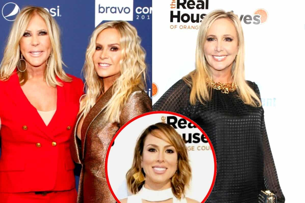 "RHOC's Tamra Judge and Vicki Gunvalson Unfollow Shannon Beador After She Reconciles With Kelly Dodd as Tamra Shades Shannon as a ""Fake"" Friend"