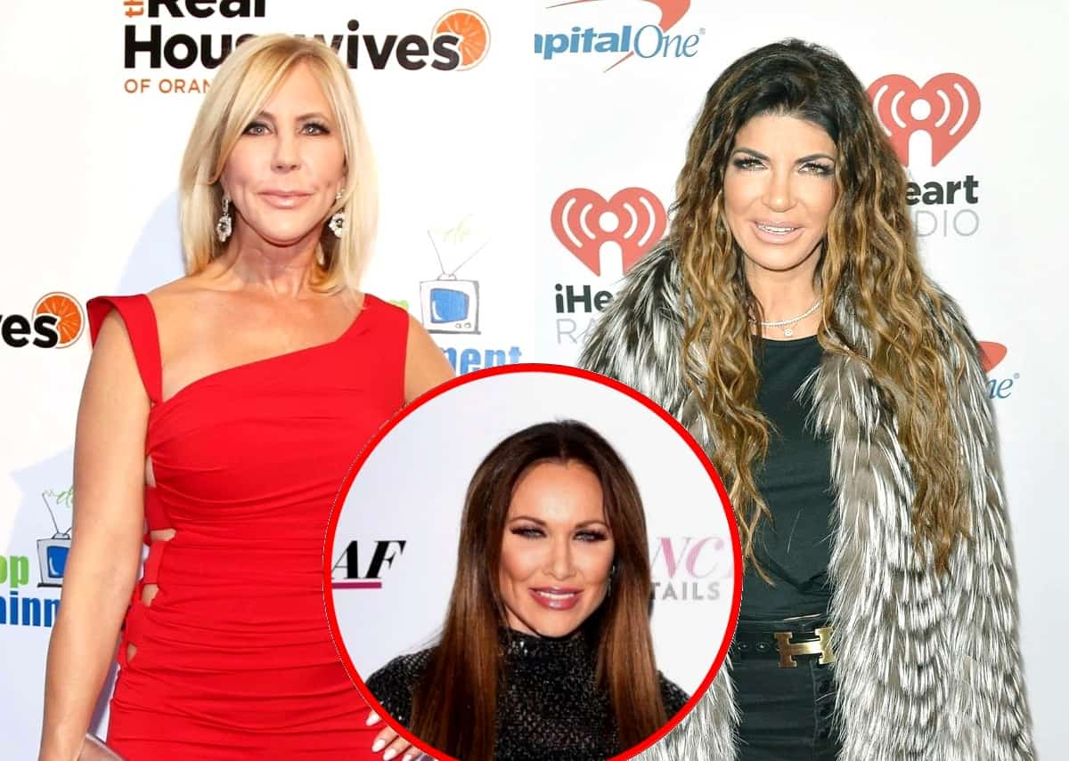 RHOC's Vicki Gunvalson Says She Believes Teresa Giudice Knew More Than She Let on in Fraud Scandal, Reveals She Spoke to LeeAnne Locken After RHOD Exit, Plus Did Steve Lodge's Conservative Views Change Her?