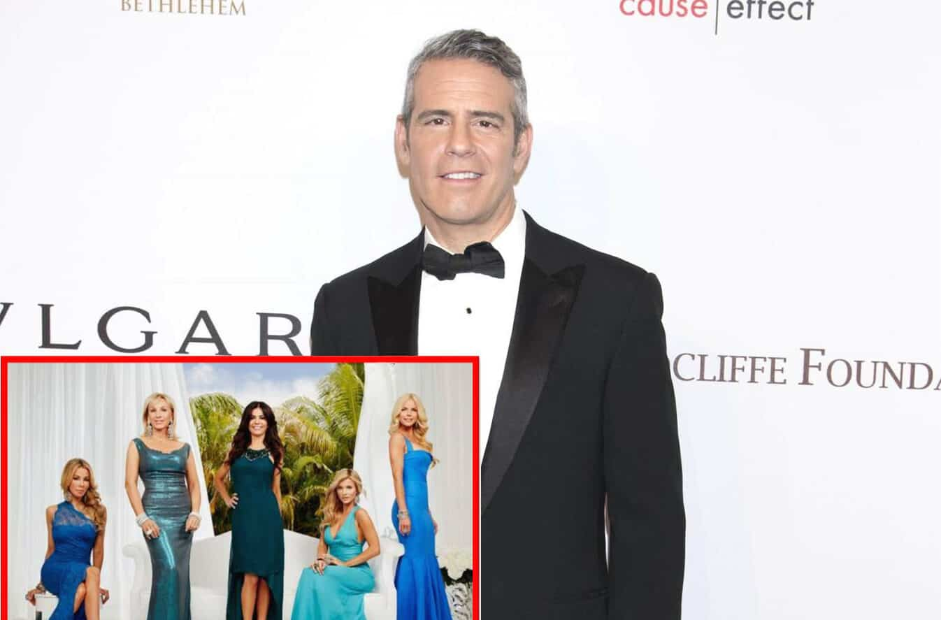 Andy Cohen Teases Bringing Back RHOM to the Peacock Network, How He Plans To Reboot Canceled Series For a 4th Season